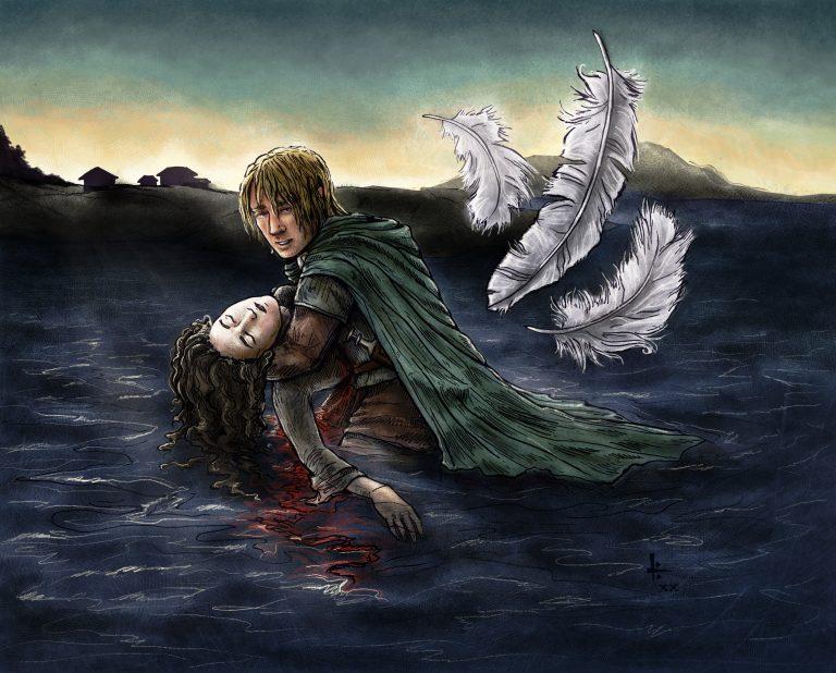 The Swan of Loch Sunart
